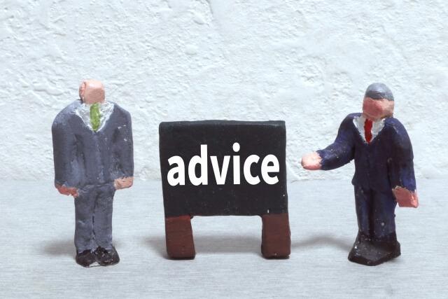 先輩社員からのアドバイス